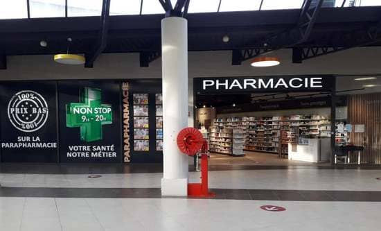 Pharmacie St Jacques